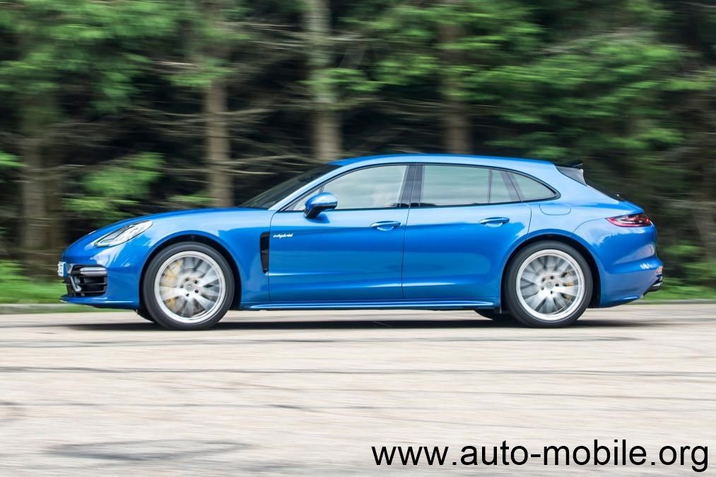 New Porsche Panamera Sport Turismo 2017 Review Panamera
