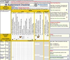 Preventive Maintenance Checklist Template With Images