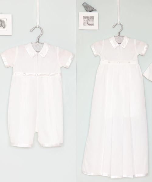 a8673cf29 daniel convertible christening gown & hat   Christening Dress ...