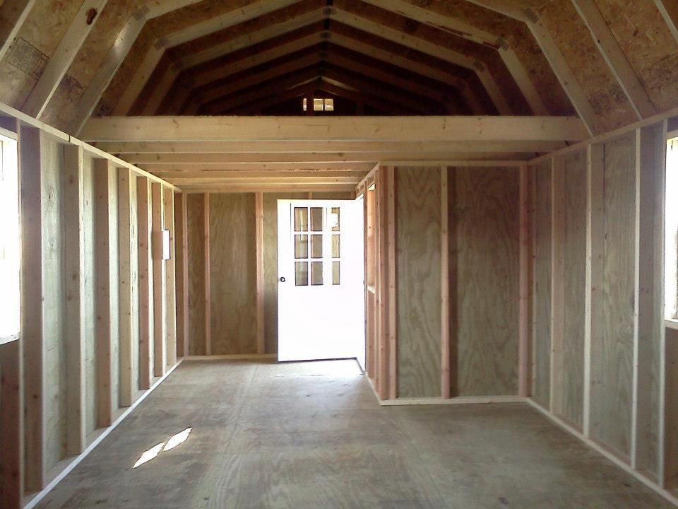 Premier portable buildings 12 x 32 8 235 buy or rent to for Portable house plans
