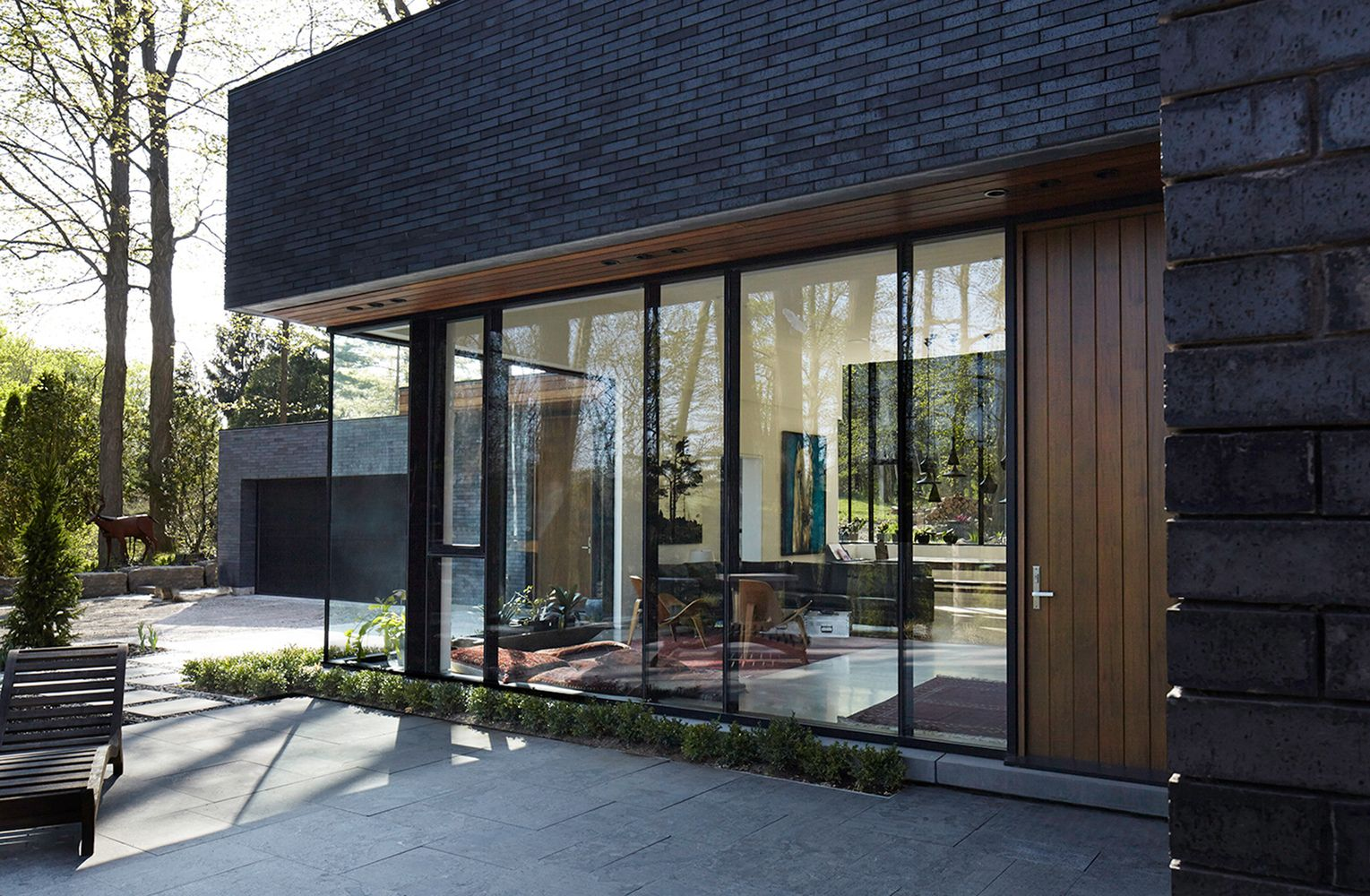 Galeria De Residencia Fallsview Setless Architecture 4 With