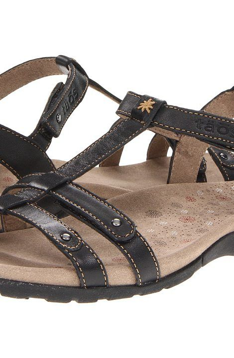 Taos Footwear Trophy (Black) Women s Sandals - Taos Footwear cd6d39cac