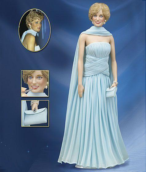 franklin mint princess diana doll - Google Search | Princess Diana ...