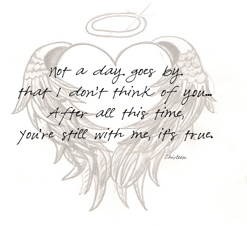Mom Tattoo Png: Not A Day Goes By... - A Harvest Reape. Tattoos