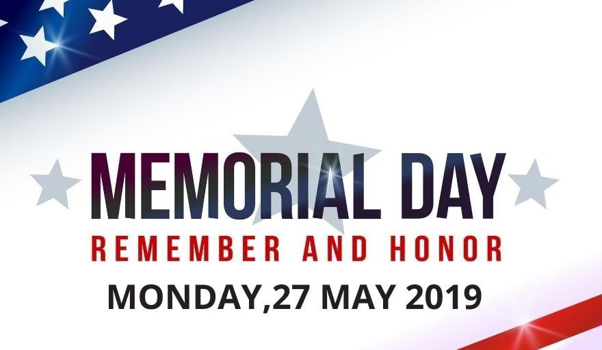When Is Memorial Day 2019 Date History Wiki Information