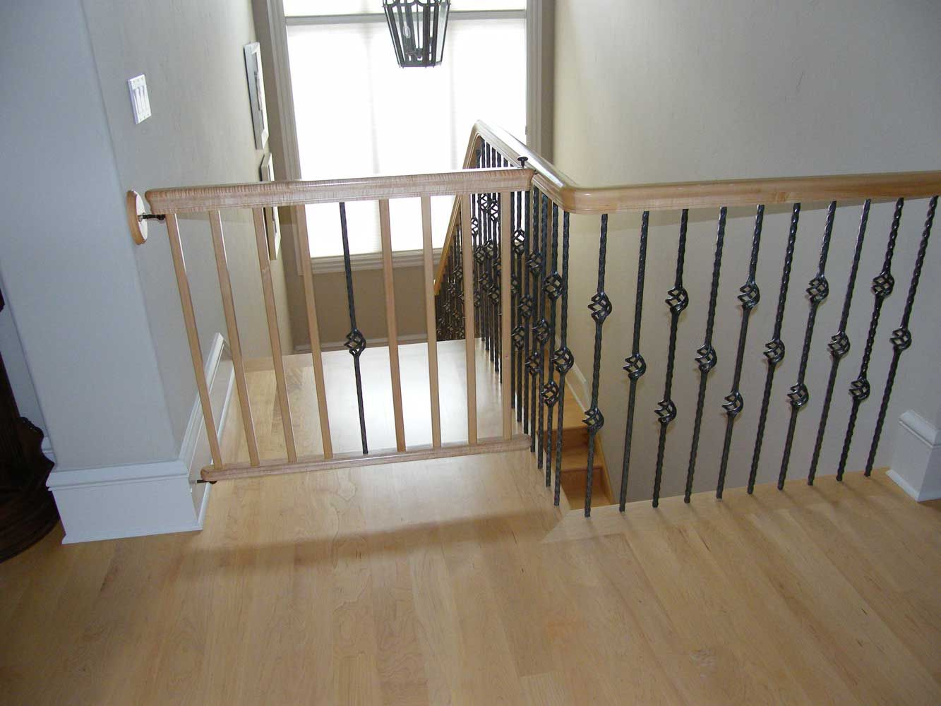 Stair Gate For The Home Stair Company Stair Gate Stairs