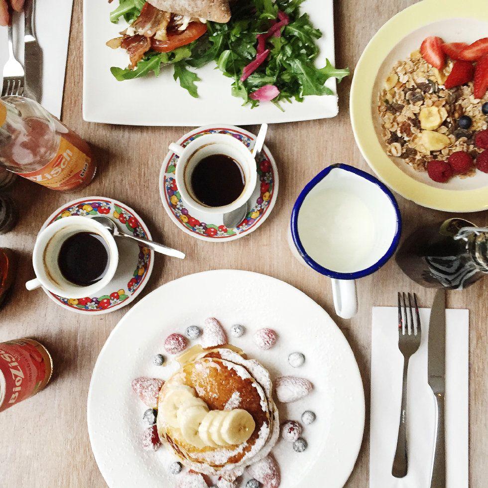 American pancakes!   Morning joy   Pinterest