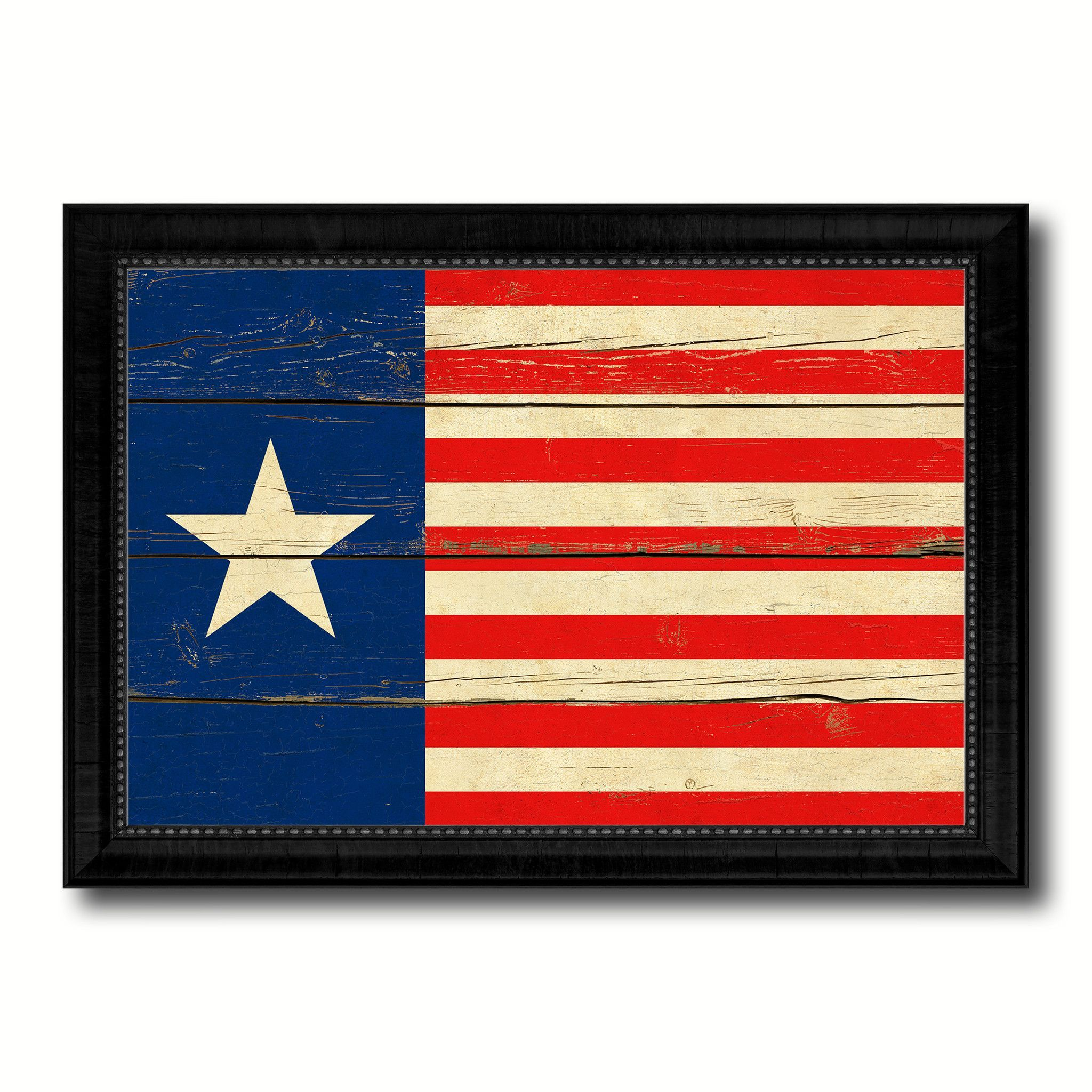 Texas Navy Texan Revolution 1838-1846 Naval Jack Military Flag ...