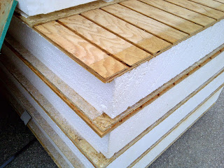 Structural Insulated Panels Close Up Add Affiliate Dreamhomes Grannyflats Sips Sip Panels Sip Contru In 2020 Structural Insulated Panels Insulated Panels Rigid Insulation