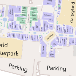 Map Of West Edmonton Mall West Edmonton Mall   Store Directory & Maps   Largest mall in