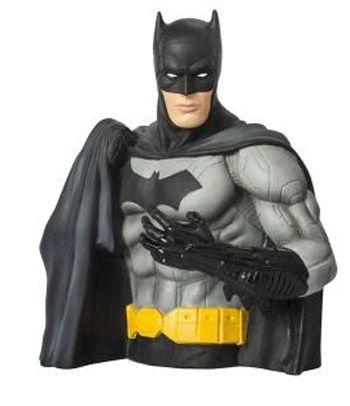Quatang Gallery- Buste Tirelire Batman Batman Geek Tirelire Geek Batman New 52 Buste