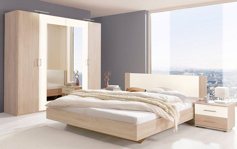Wimex Schlafzimmer-Set mit Drehtürenschrank (4-tlg) Jetzt bestellen - schlafzimmer komplett
