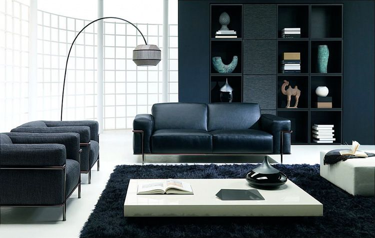 Modern Living Room Design Ideas By Natuzzi Interior