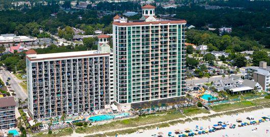 Caribbean Resort And Villas Myrtle Beach Hotels Resorts