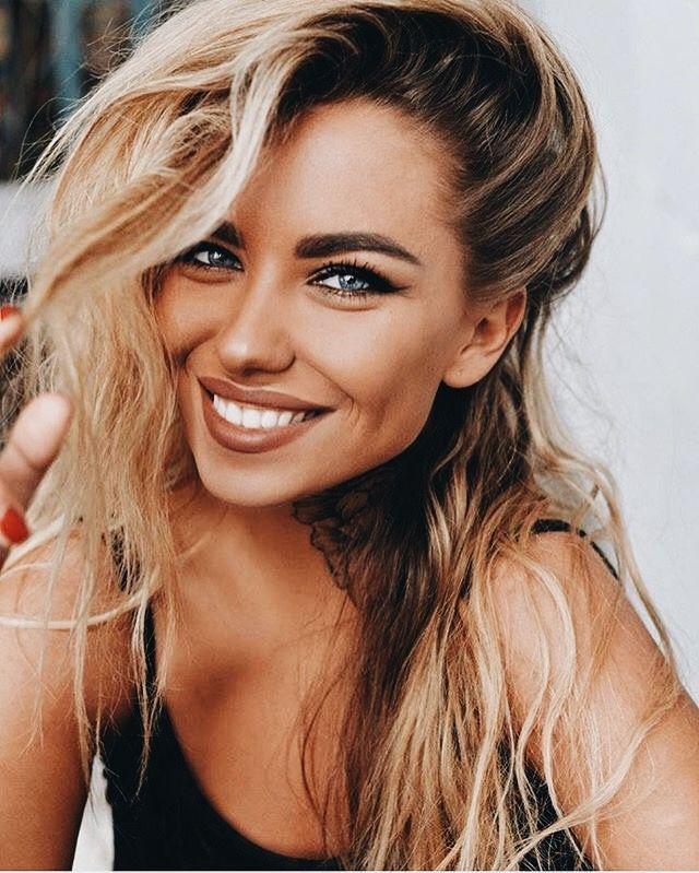 Photo of Wow, mega schönes Make-up ❤ Das Mädchen ist natürlich auch ein Knutscher, a…