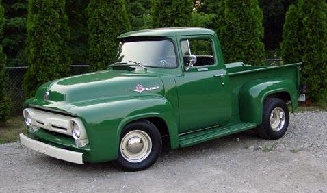 Tim Allen S Mike Baxter S 1956 Ford F 100 From Last Man