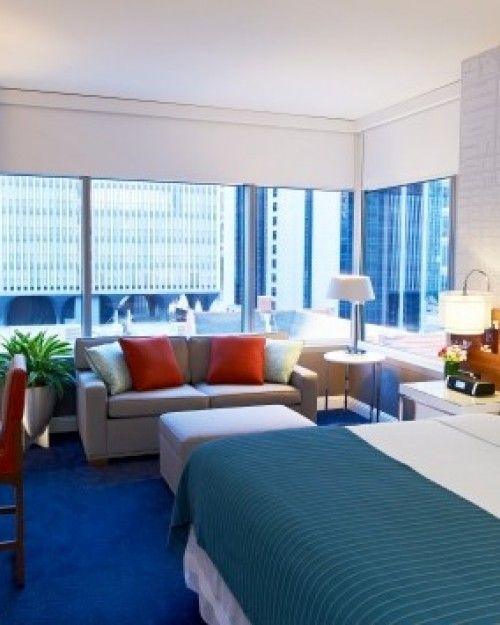 Kinzie Hotel Chicago Illinois Jetsetter