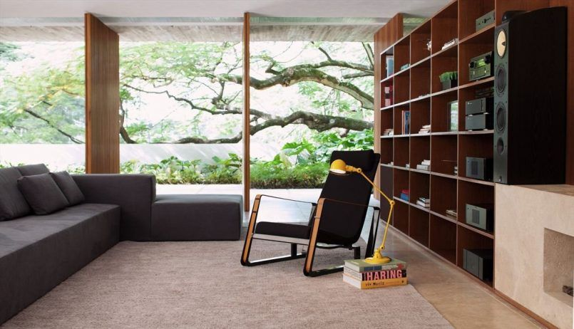 Home Design Shelving Furniture Among Modern Under Living Room Decoration  Exotic Contemporary Home With Perfect Lavish