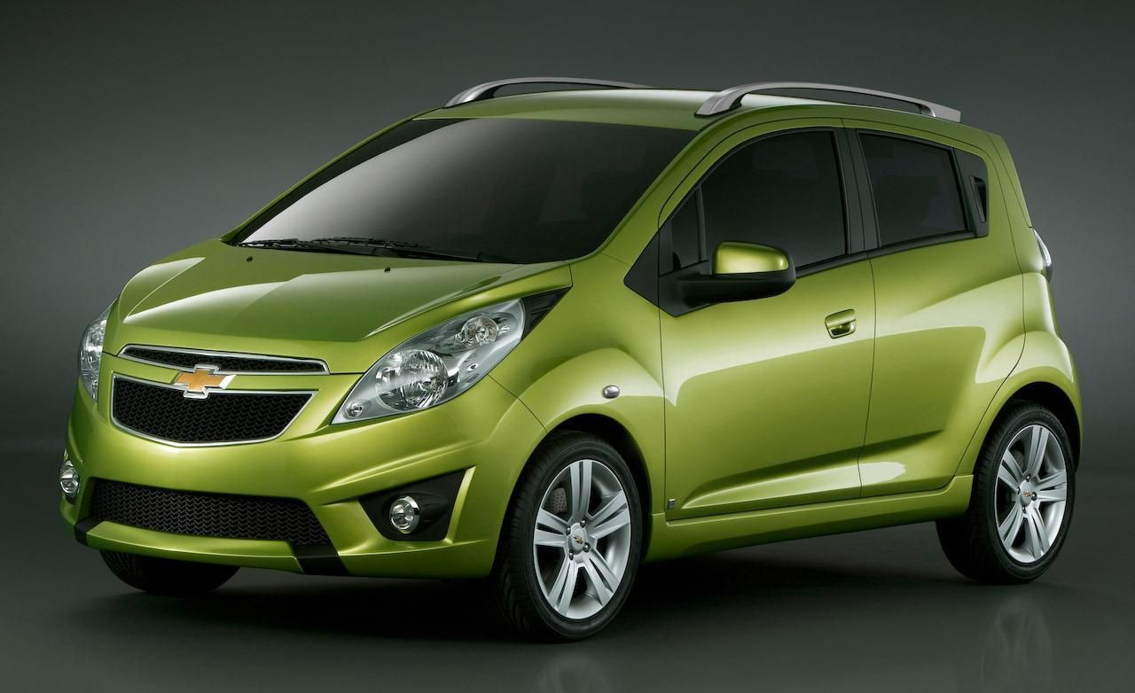 2012 Chevrolet Spark Pictures Photo Gallery Car And Driver