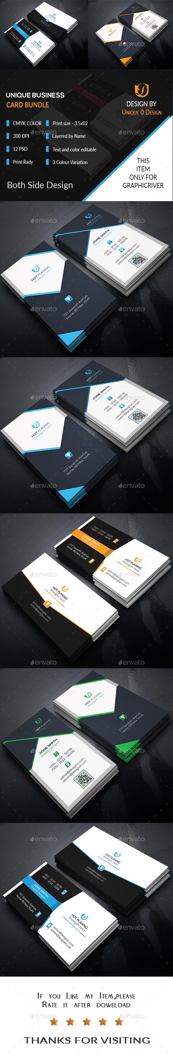 unique business card bundle stuff to pinterest
