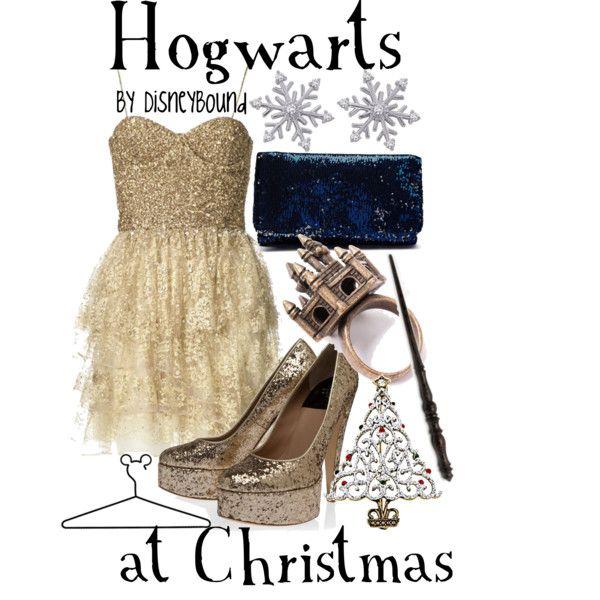 """""""Hogwarts at Christmas"""""""