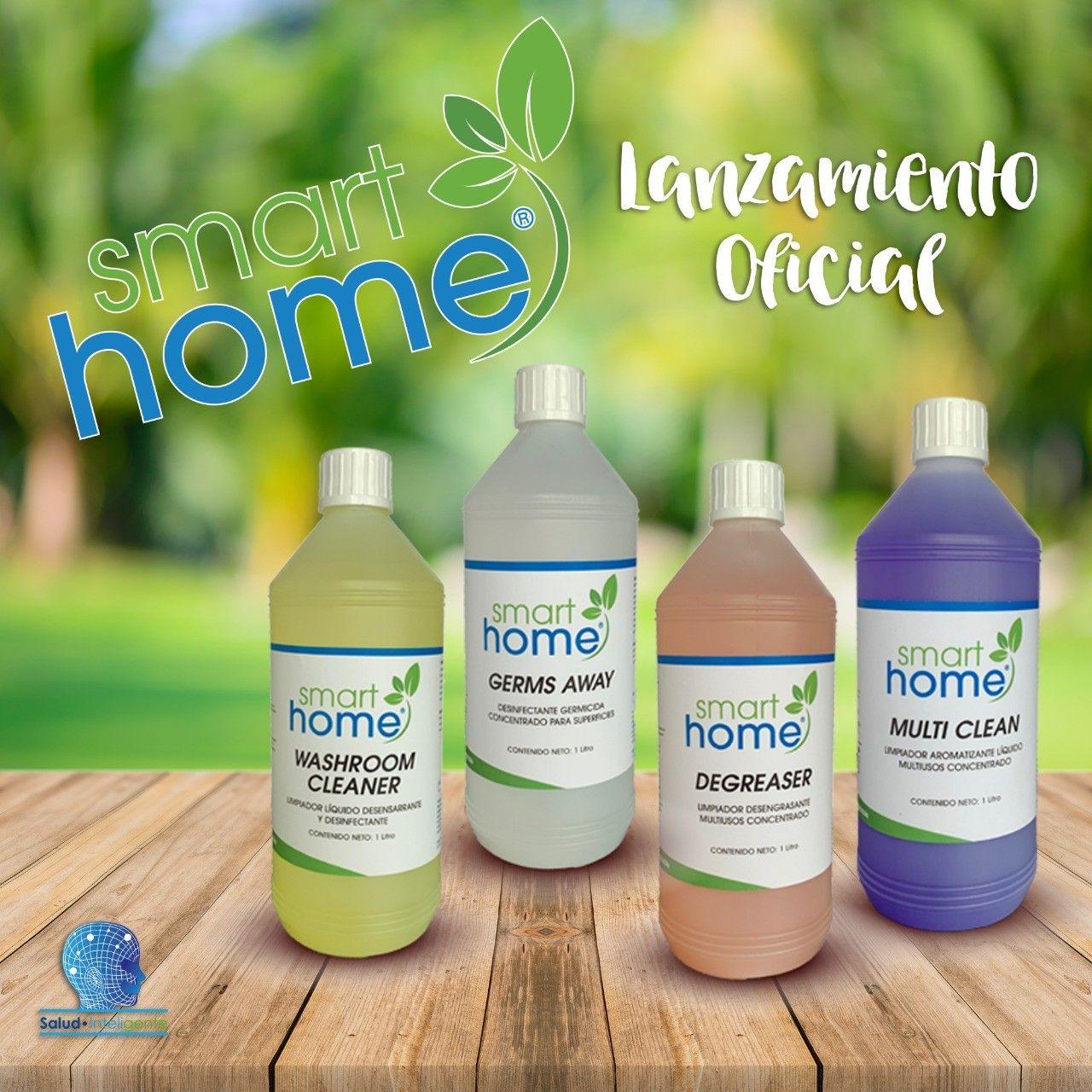 Smart Home Productos De Limpieza Ecologicos Regaderas Limpieza