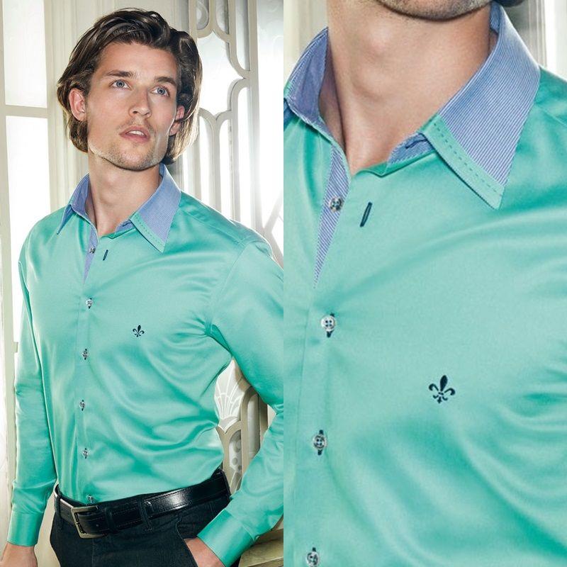 Camisas Dudalina Masculina exclusividade da  casualdenovamutum ... 4133ed9eda0c6
