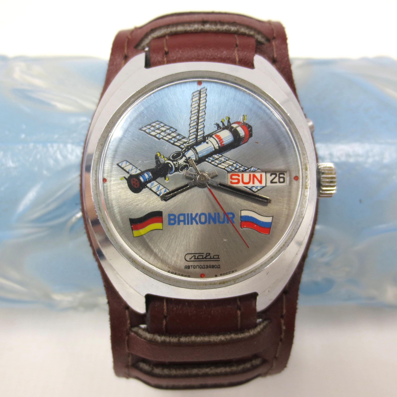 Vintage Slava Automatic Men s Watch from Russia 3bda9062739