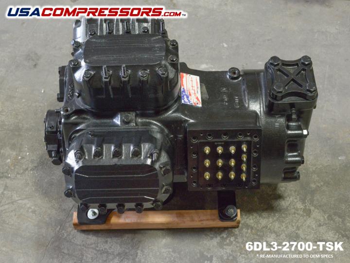COPELAND 6DL32700TSK Compressor, Compressors, 10 things