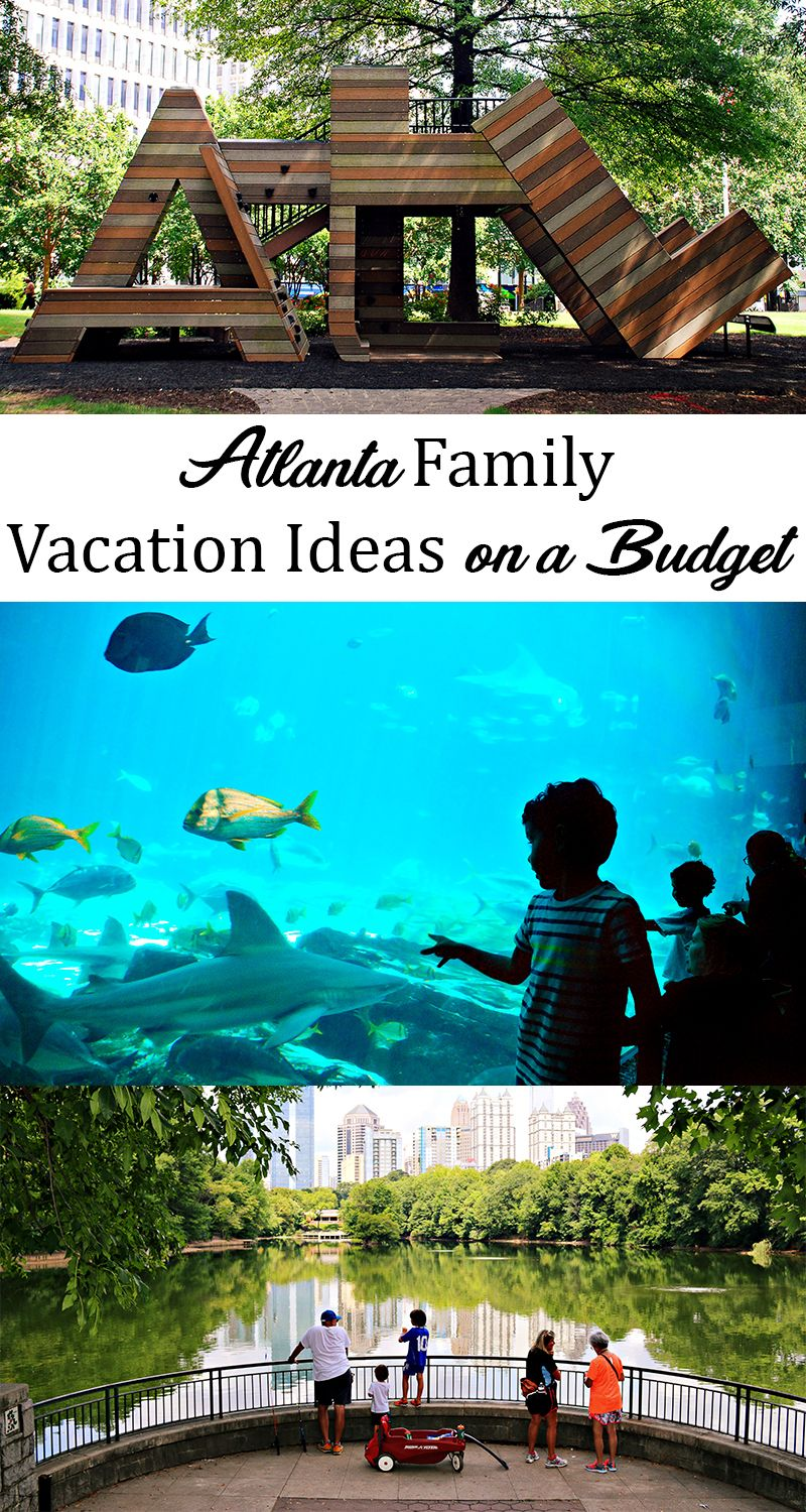 Family Vacation Ideas On A Budget
