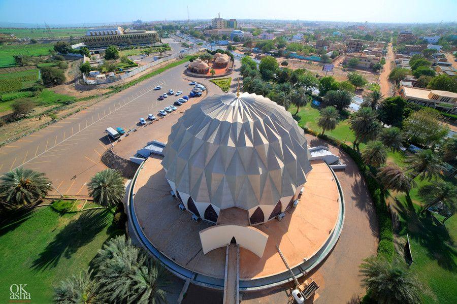 Al_ Nileen Mousq Sudan:) by Okasha © on 500px | Mosque, Beautiful ...
