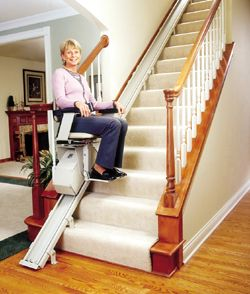 How To Choose Stair Lifts For Home With Images Chair Lift Stair Lift Stair Lifts