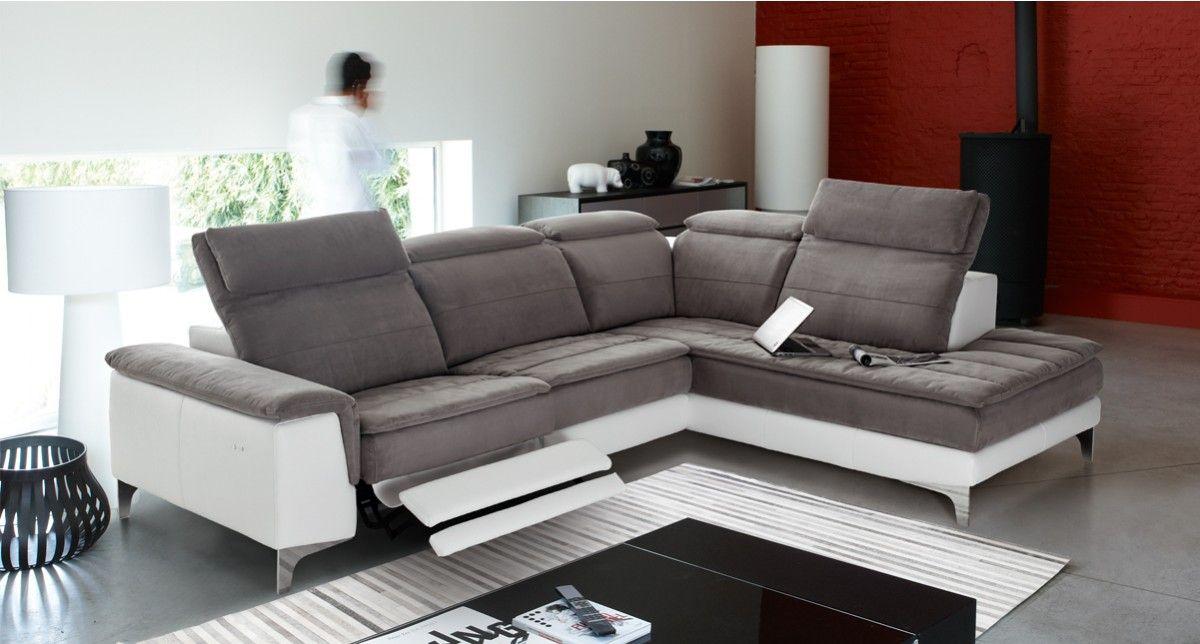 Canapés claire mobilier de france