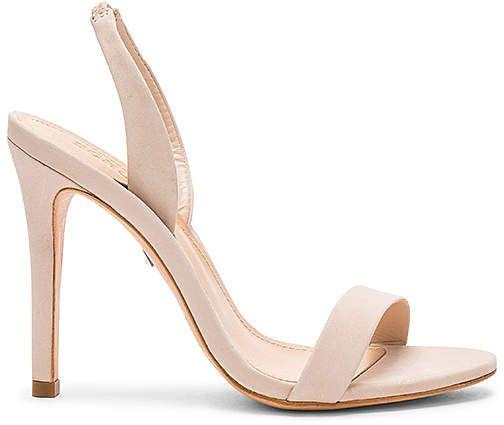 Luriane Heel in Black. - size 10 (also in 6,6.5,7,7.5,8,8.5,9,9.5) Schutz