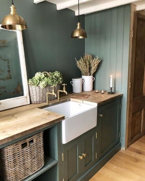 Green Paint Color Guide 2021