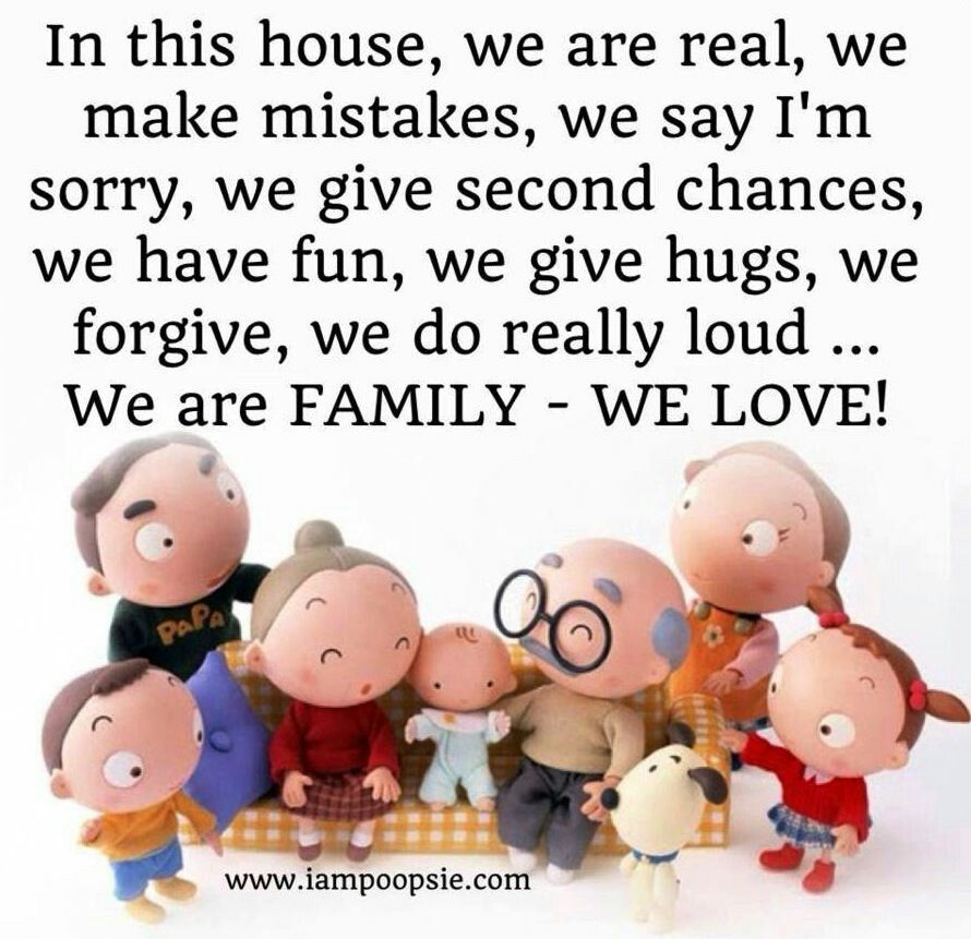 Family Love Quotes: I Love My Family Quotes. QuotesGram