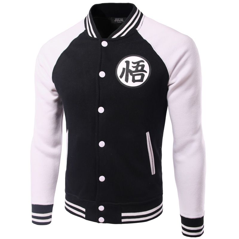 New Trend Blue Varsity Jacket Men/Boy Bomber Veste Homme