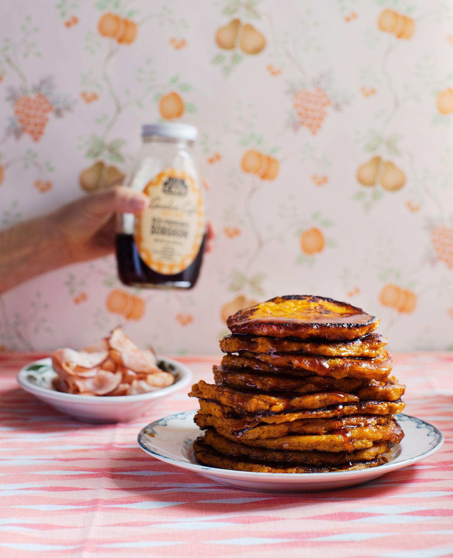 Pumpkin Pancakes Le Parfait | Swedish Delights | Pinterest ...