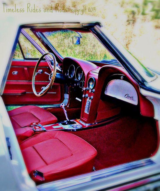 Timeless Rides And Rods 1965 Corvette Corvette Corvette Stingray