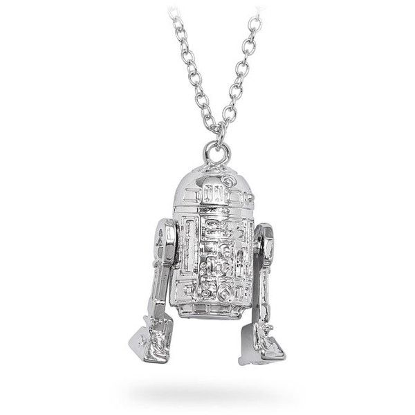 Dancing R2-D2 Pendant Necklace ($20) ❤ liked on Polyvore featuring jewelry, necklaces, pendant jewelry, pendant necklace, chain pendants, pendant chain necklace and chains jewelry