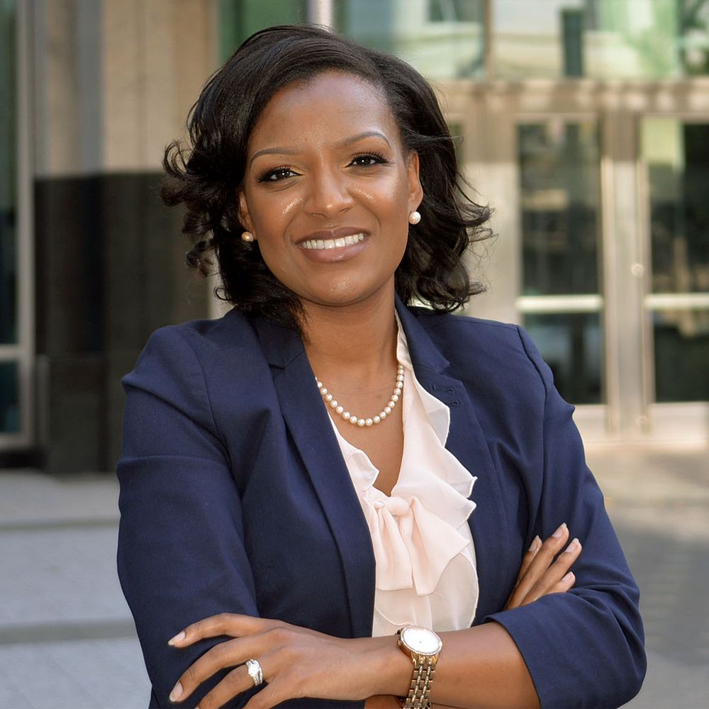 North Carolina Central Law School Alumna Ashleigh Parker Dunston Has Been Appointed As District Court Judge In North Carolina Central University Elizabeth City