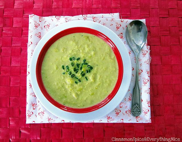 Curry Corn Soup