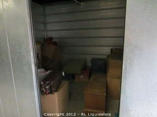 10 X 10 Storage Unit Contents From Laguna Self Storage In Elk Grove California They Have Two Units In This Storage Unit Auctions Self Storage Company Storage