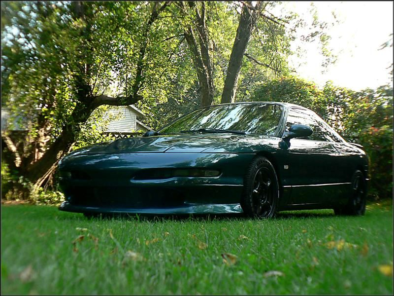 1997 Ford Probe GTS turbo heavily modified. My car
