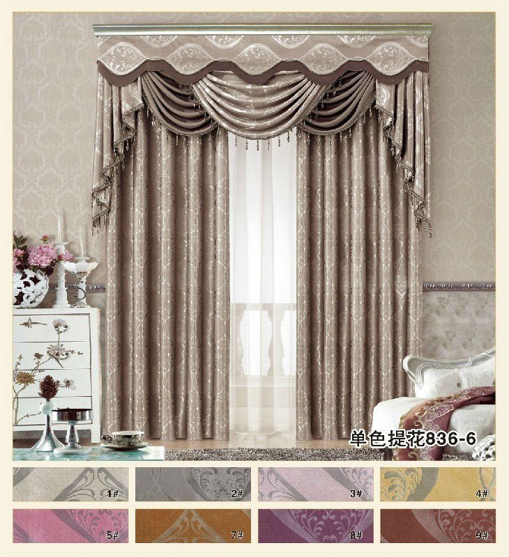 Image Result For Images Of Curtain Swags For Double