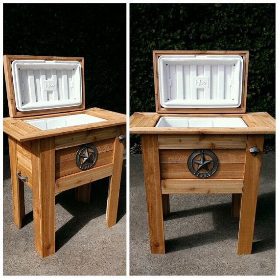 Wooden Ice Chest ~ The best wooden ice chest ideas on pinterest diy