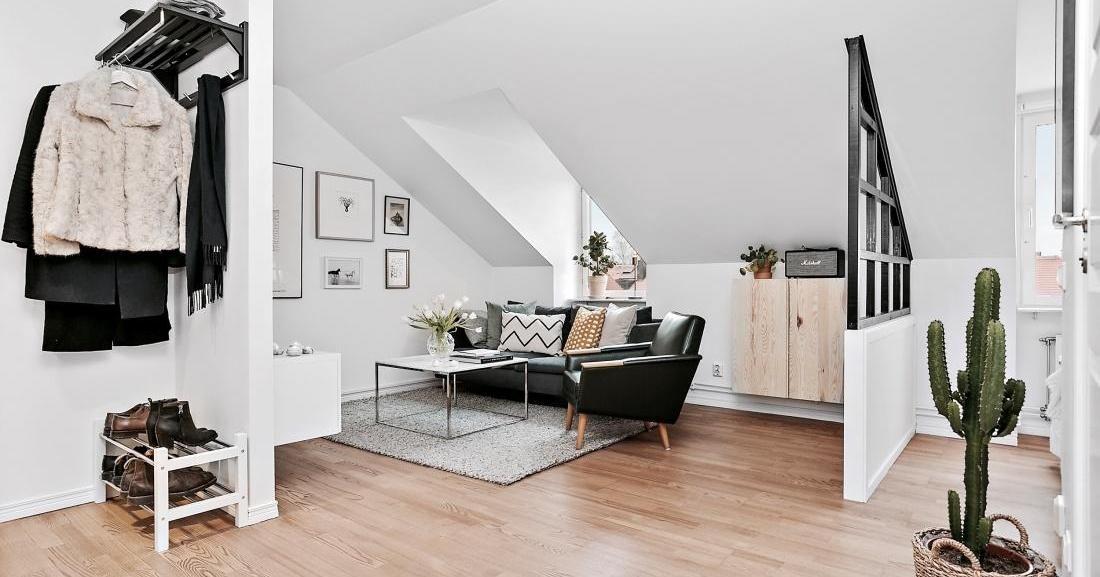 Mini apartamento de lo más completo, ¡compruébalo! | decoracion de ...