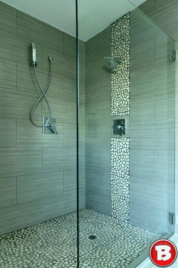 Walkin Glasdusche zum bequemen Einstieg ohne DuschTür