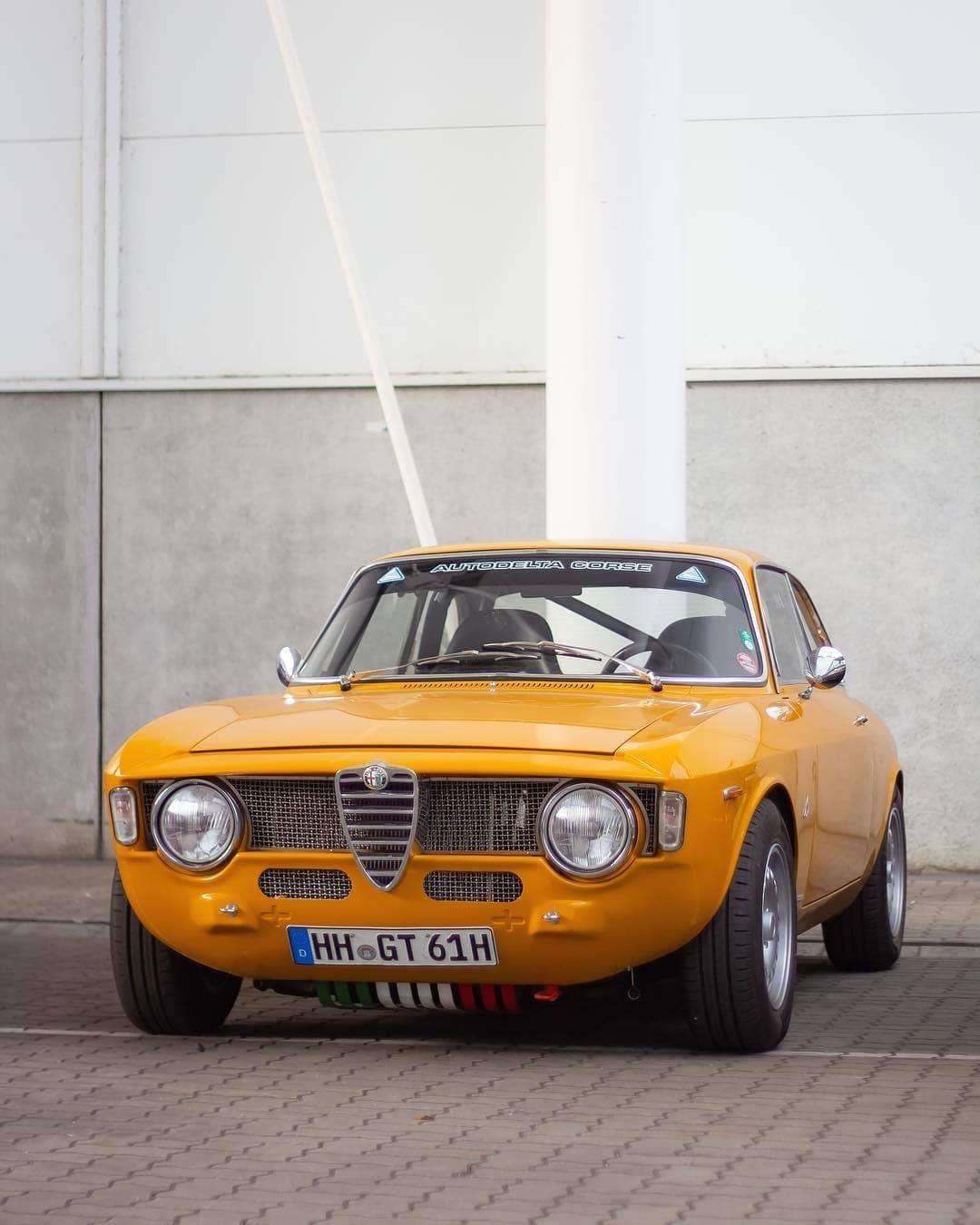 "Auto Page on Instagram: ""What a beautiful Alfa Romeo Giulia Sprint GT Shot …"