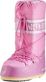 buy popular bc5c3 75151 Moon Boot Nylon pink 063 Unisex 42-44 EU Schneestiefel ...